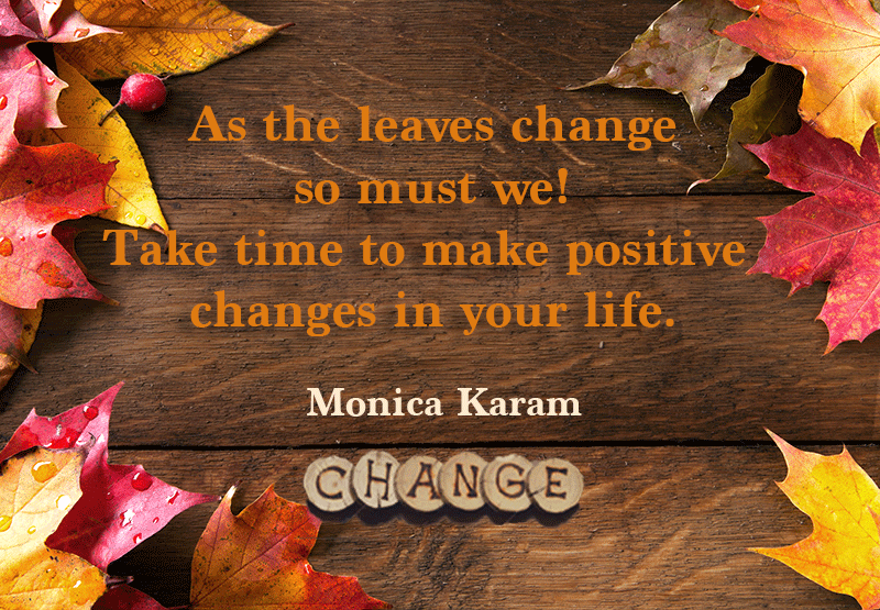 Living Life with Monica Karam – October 2017 Edition