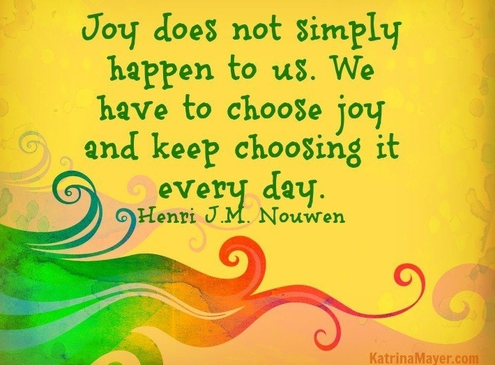 What is Joy?